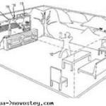 Microsoft оформляет патент на пространственный игровой дисплей