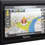 Автомобильный навигатор с GPRS-модемом