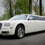 Какой выбрать лимузин для свадьбы?