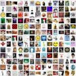 Портрет в интерьере Интернета