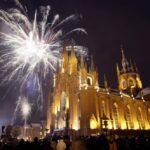 Туристы в аристократической Англии на Рождество
