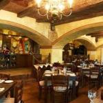 Интерьер ресторана в итальянском стиле
