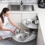 Эргономика «Волшебного уголка» для кухни