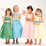 Красивые и только оригинальные платья для девочек