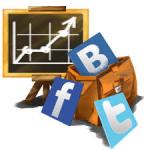 Привлечение посетителей на сайт из социальных сетей