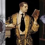 Халат — одежда для мужчины