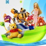 Преимущества интернет-магазина игрушек