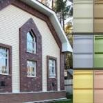 Преимущества стеновых фасадных панелей