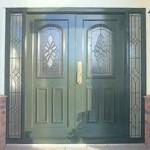 Качественные двери алюминиевые входные – комфорт и безопасность в любом доме