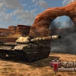 Tank Domination на современном устройстве