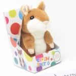 Хомяк-повторюшка — лучший подарок для детей и взрослых