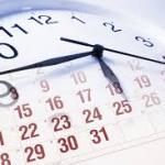 Календарь Ленпечати поможет не потеряться во времени.