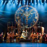 Волшебный мир мюзиклов: классика со звёздами