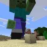 Уникальность создаваемого мира в Minecraft