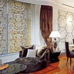 Преимущества текстильных настенных покрытий и особенности ухода за ними