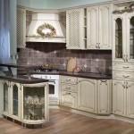 Элегантность и функциональность кухонь Италии