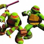 Черепашки Ниндзя — флэш игры на сайте