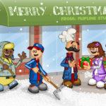 Papa Louie от Flipline Studios — самая увлекательная серия игр про кафе и рестораны
