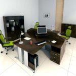 Мебель для персонала Стиль — отличное решение для офиса любой площади