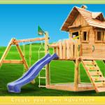 Преимущества наличия детской площадки во дворе