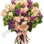 Преимущество доставки цветов на дом