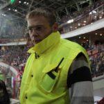 Работа на футбольном стадионе ЦСКА