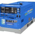 Современный сварочный генератор Denyo dcw 480esw.