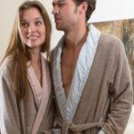 Выбираем халат: мужчине и женщине