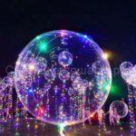 Особенности и преимущества светящихся шаров