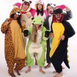 Кигуруми — одежда для ярких людей
