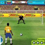 Флеш игры футбол — любимое времяпровождение мужчин любого возраста