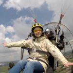 Полеты на параплане в Калининграде