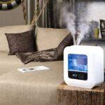 Увлажнитель воздуха и его необходимость в доме